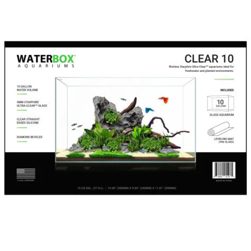 Waterbox USA, LLC Waterbox Clear 10