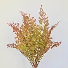 Botanical Silk Garden Skinny Red Shrub