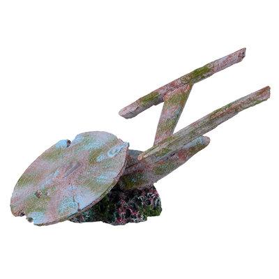 Underwater Treasure Underwater Treasures Sunken Space Enterprise SM