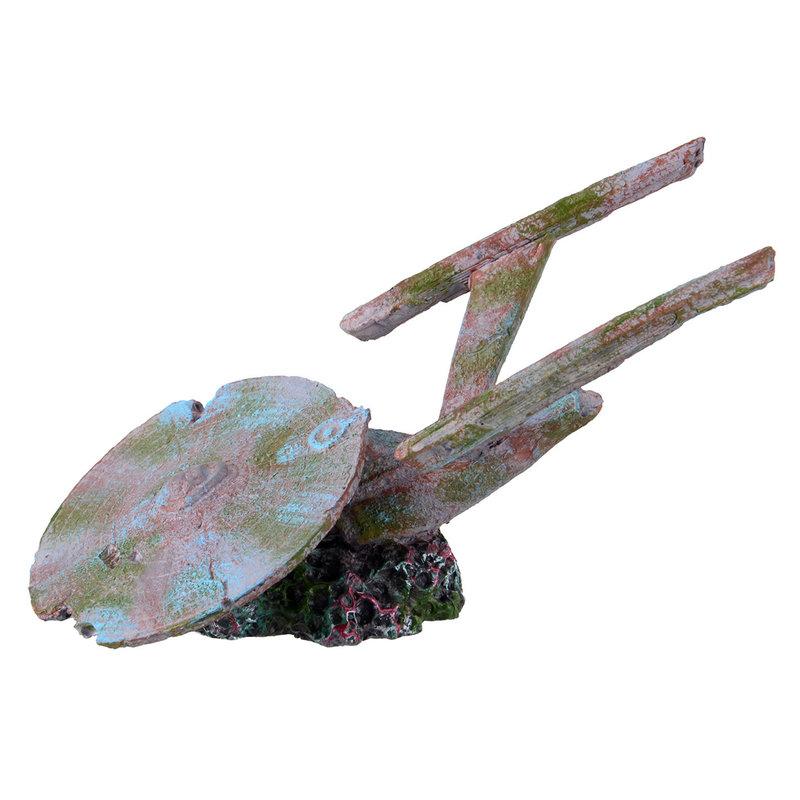 UnderwaterTreasures UT SUNKEN SPACE SHIP SM