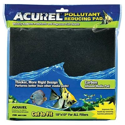 Acurel, Inc Acurel Carbon Pad 10x18