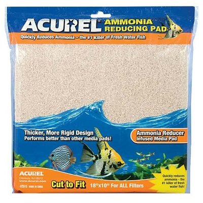 Acurel, Inc Acurel Ammonia Reducing Pad 10x18