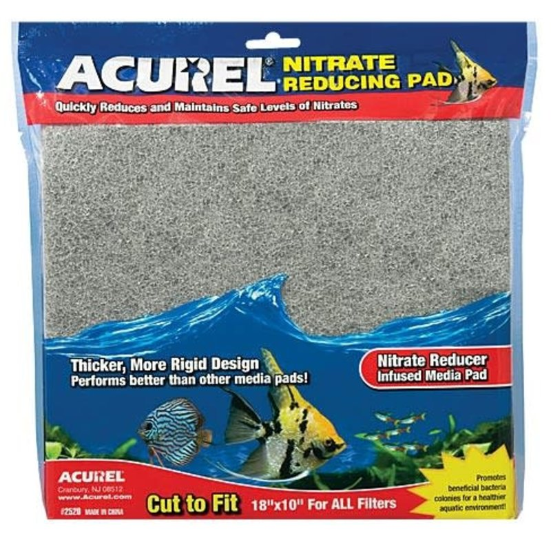 Acurel, Inc Acurel Nitrate Reducing Pad 10x18
