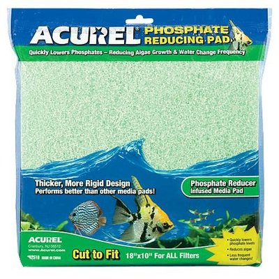Acurel, Inc Acurel Phosphate Reducing Pad 10x18