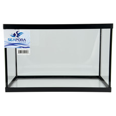 Seapora Seapora 5.5Gal Tank Black 16 x 8 x 10