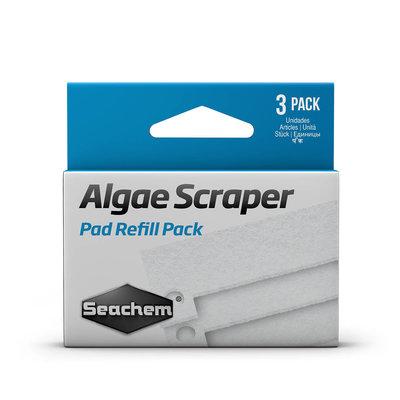 Seachem Laboratories Seachem Scraper Pad Rplcmt 3Pk