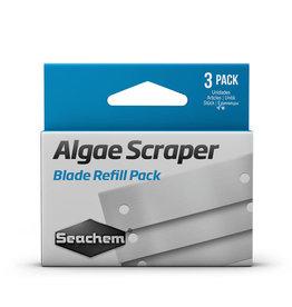 Seachem Laboratories Seachem Scraper Blade Rplcmt 3Pk