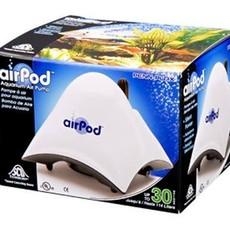 Penn-Plax Pet Products AirPod® Air Pump - Up to 30 Gallon