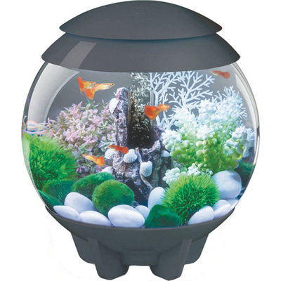 OASE BiOrb HALO 15 MCR - 4 Gal - Grey