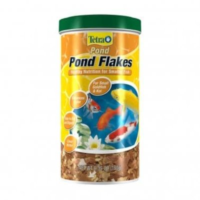 United Pet Group Tetrapond Flaked Fish Food (Dorofin) 6.35 oz