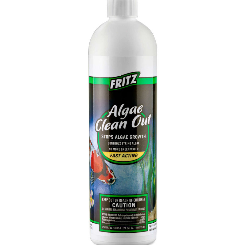 Fritz Aquatics Fritz Pond Algae Clean Out 16 oz
