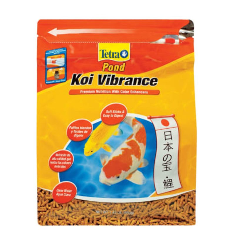 United Pet Group TetraPond Koi Vibrance Sticks 1.43lb