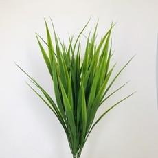 Overgrown Grass green