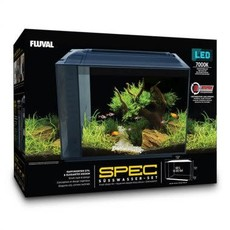 Hagen Products Fluval Spec Aquarium Kit 16 G – Black