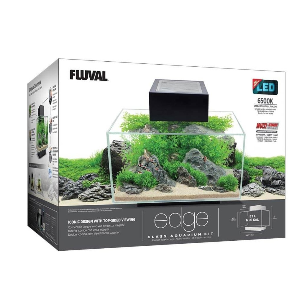 Hagen Products Fluval Edge 2.0 Kit 6 G , White
