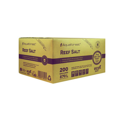 AquaForest Aquaforest Reef Salt 25kg Box