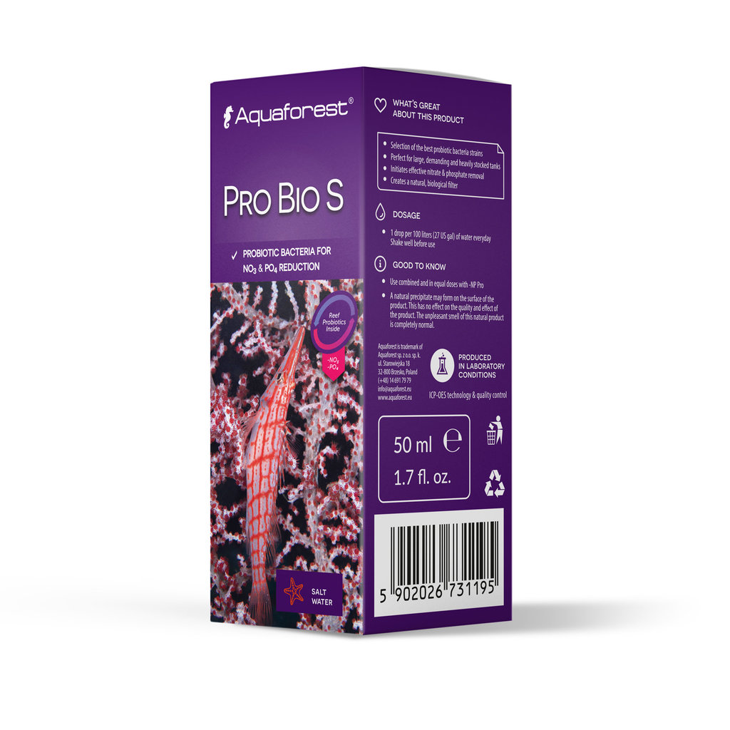 AquaForest Aquaforest ProBioS 50ml