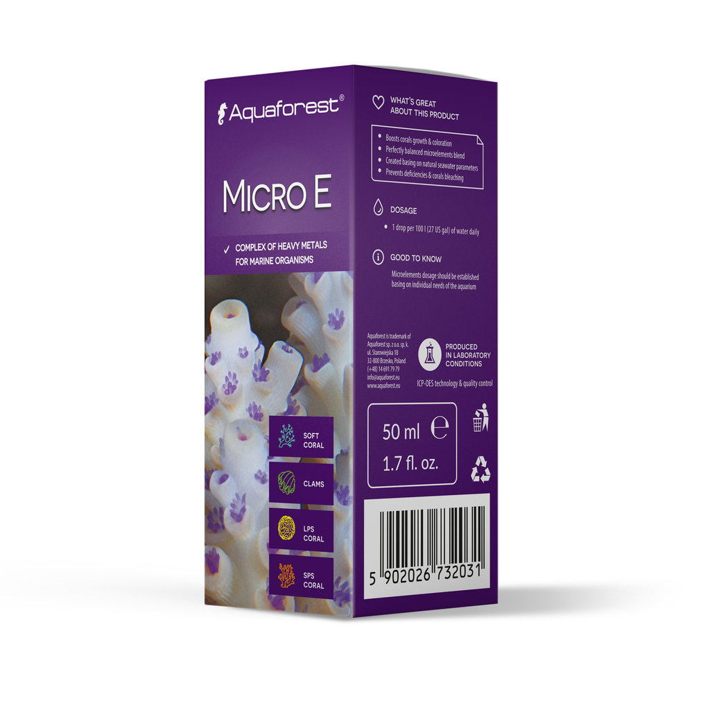 AquaForest Aquaforest MicroE 50ml