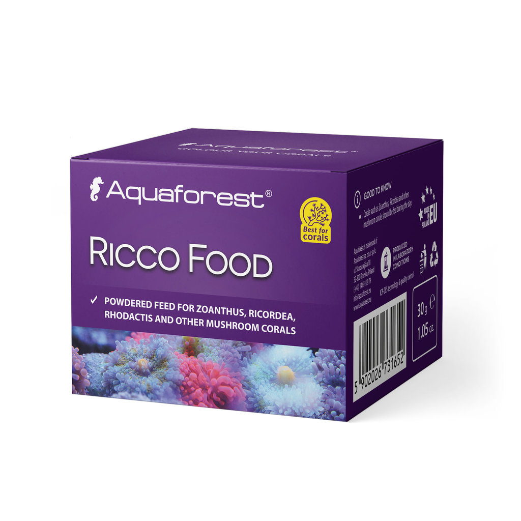 AquaForest Aquaforest Ricco Food 30g