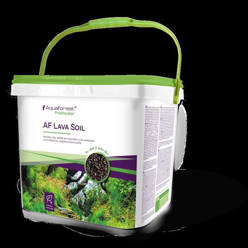 AquaForest Lava Soil 5L