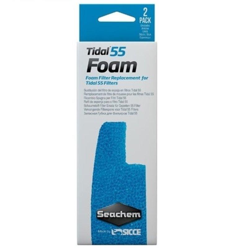 Seachem Laboratories Seachem Media Tidal 55 – Foam 2 pk