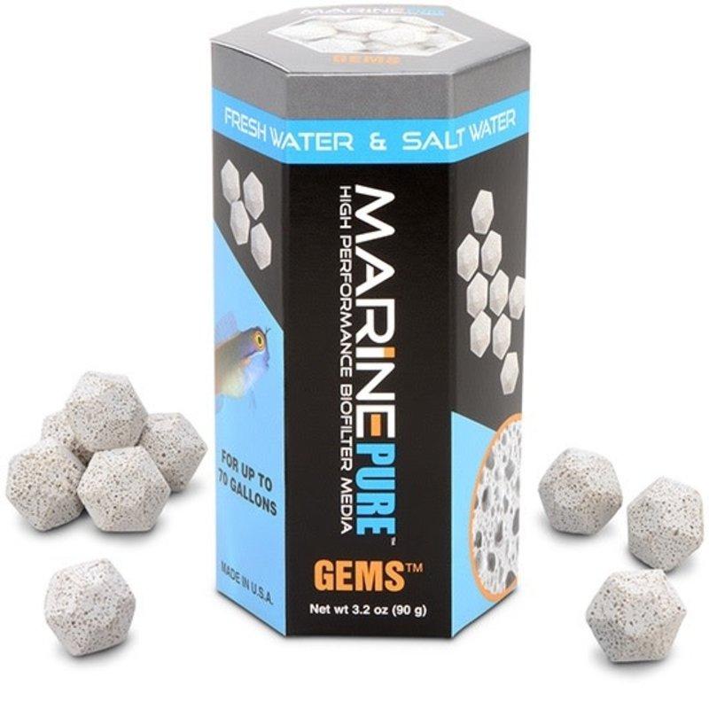 CerMedia LLC MarinePure BioFilter Media – Gems