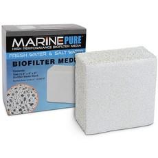 CerMedia LLC MarinePure BioFilter Media – Block 8x8x4