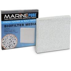 CerMedia LLC MarinePure BioFilter Media - Plate 8x8x1