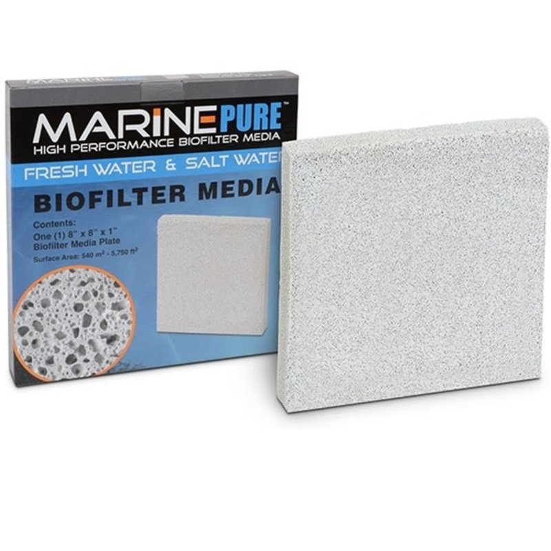 CerMedia LLC MarinePure BioFilter Media - Plate
