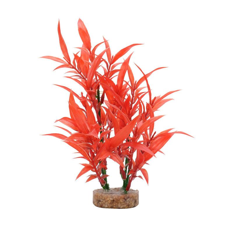 "Hagen Products Fluval Intense Red Hygrophila 8"""