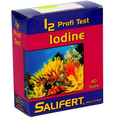 Salifert Iodine Salifert Profi test