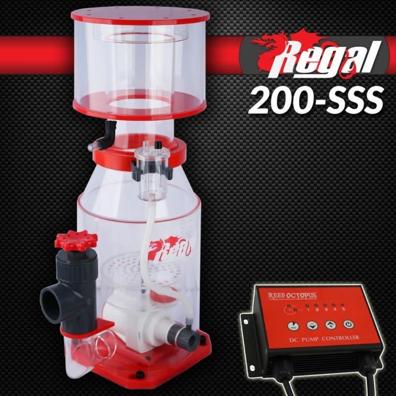 CoralVue Regal 200-SSS Skimmer 400g