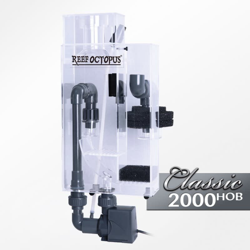 CoralVue BH2000 Hang on Skimmer 125g
