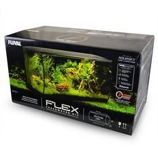 Hagen Products Fluval Flex Aquarium Kit 32.5 G – White