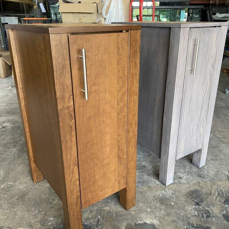 Waterbox Peninsula 25 Custom Millwork