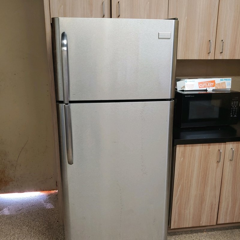 Fridge & Freezer Combo