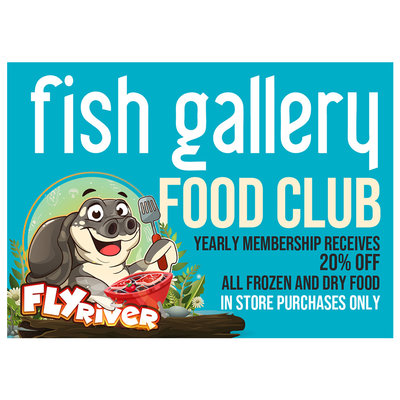 Fly River Food Club 1 Year Membership