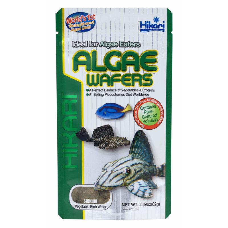 Hikari Hikari Tropical Algae Wafer 2.89oz