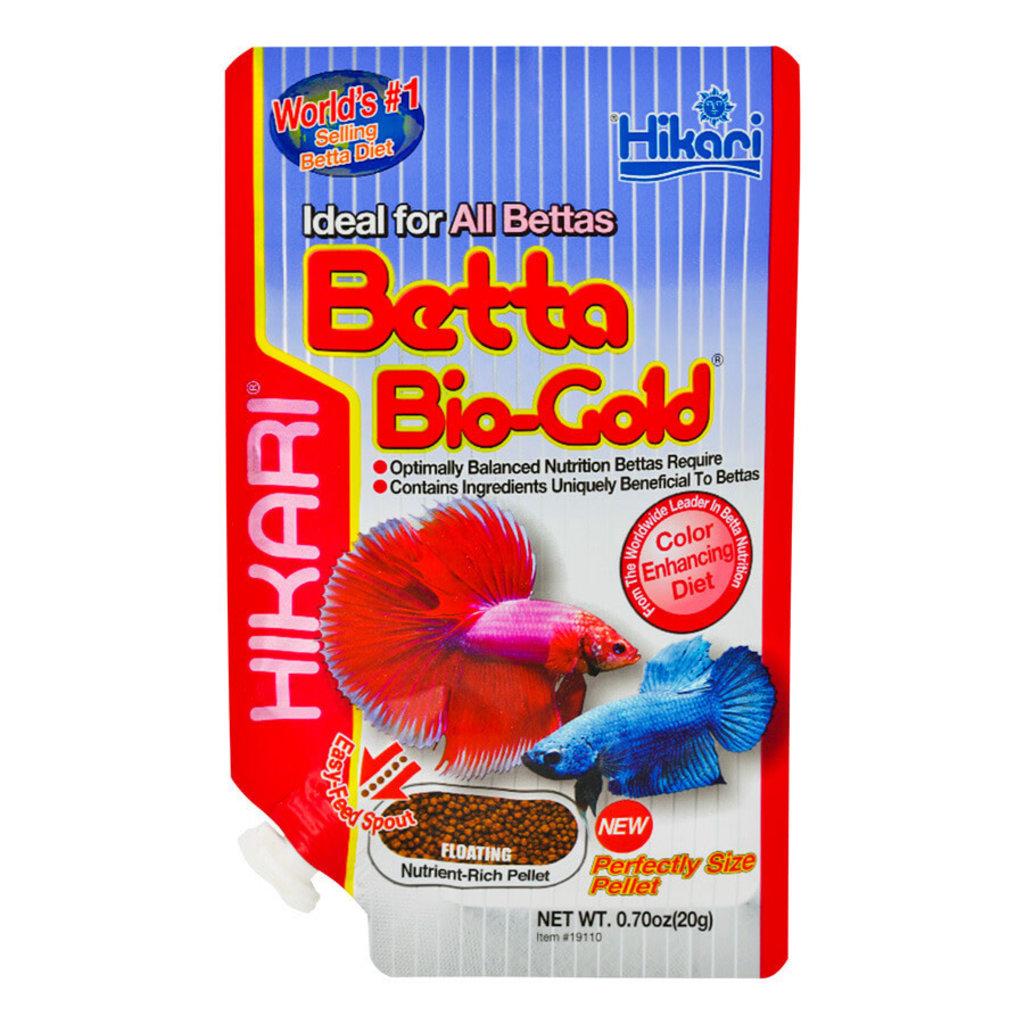 Hikari Hikari Betta Bio-Gold .70 oz