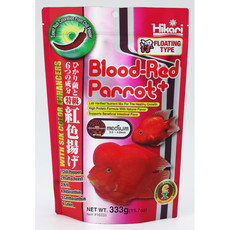Hikari BLOOD RED PARROT+ 12OZ