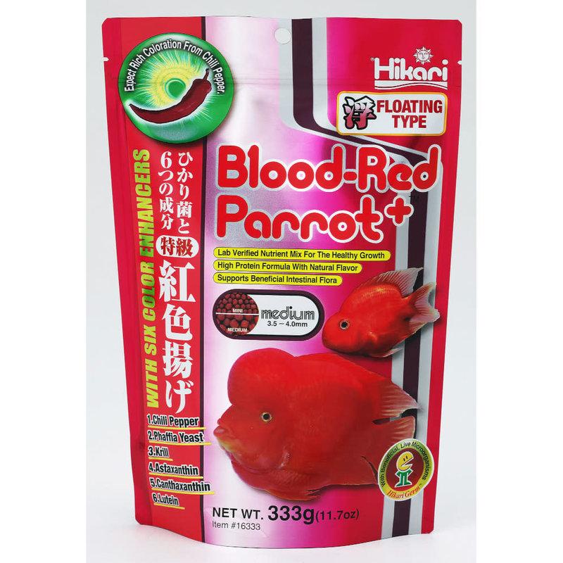 Hikari BLOOD RED PARROT+ 12OZ