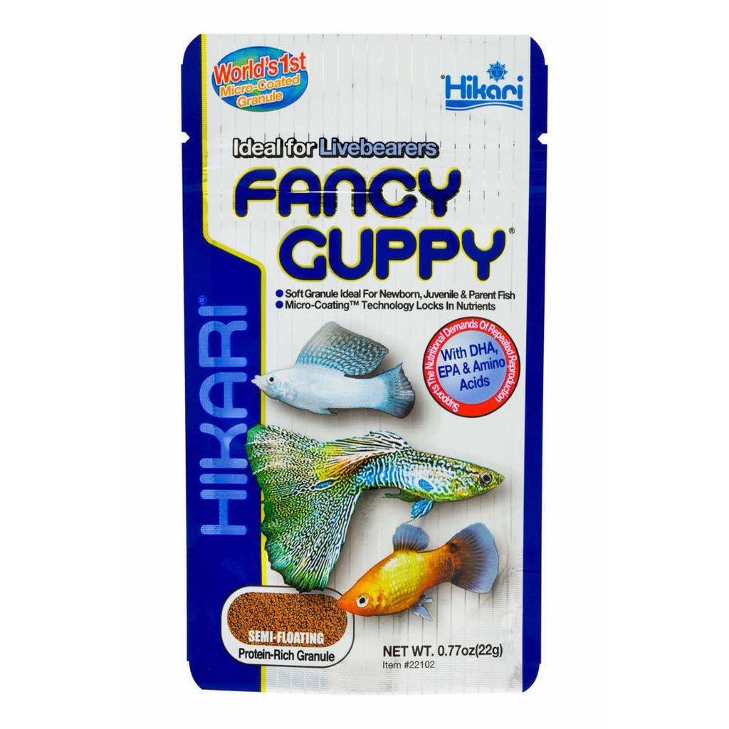 Hikari Hikari Tropical Fancy Guppy 0.77 Oz