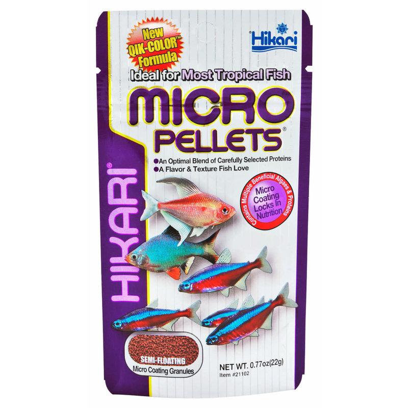 Hikari Hikari Tropical Micro pellet 0.77oz