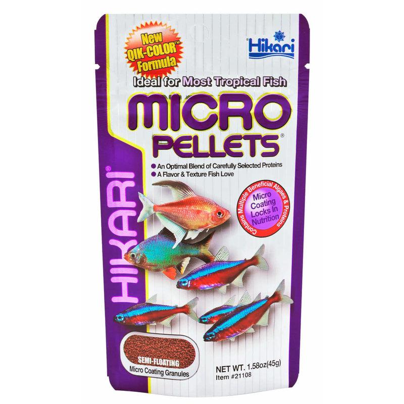 Hikari Tropical Micropellet 1.58 oz