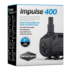 SEACHEM LABORATORIES INC. Seachem Impulse 400GPH Pump
