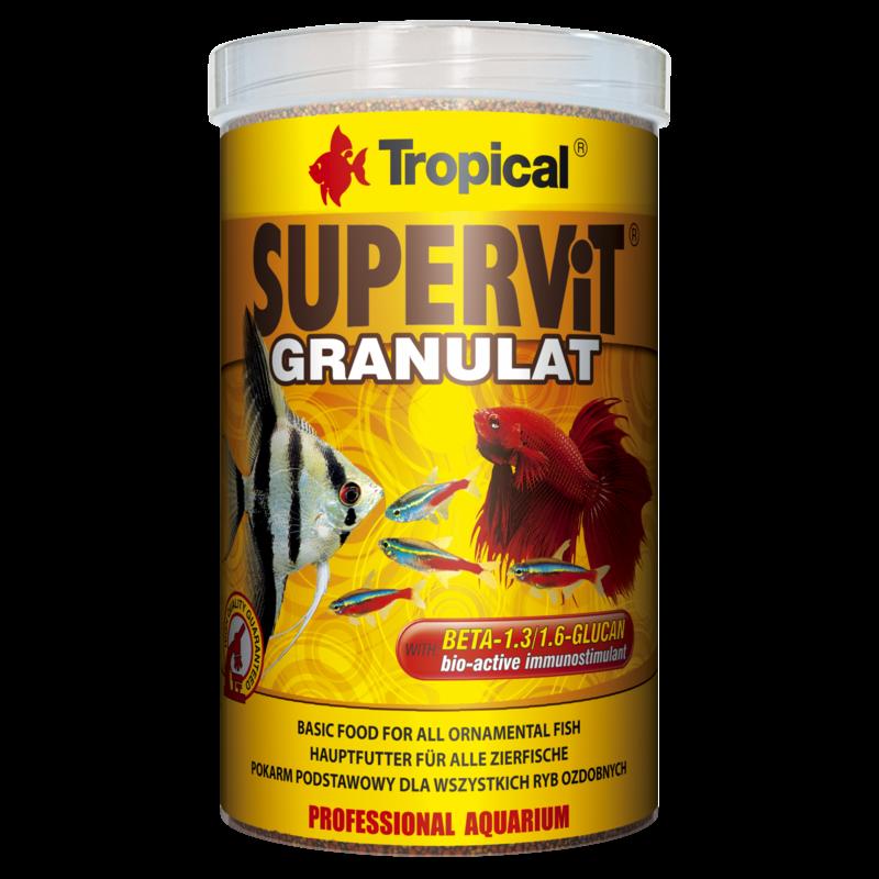 Tropical Supervit Granules 100ML/55G (1.94 oz)