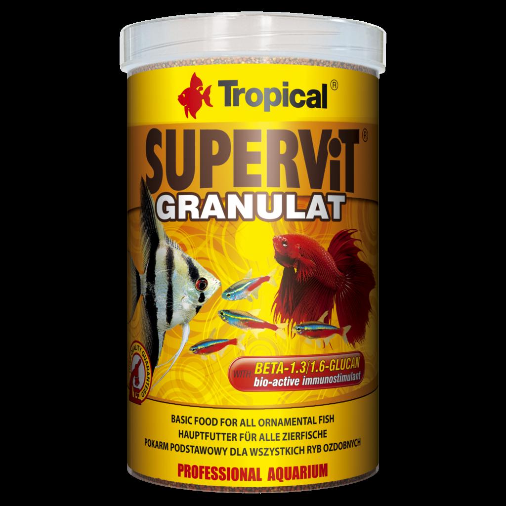 Tropical Supervit Granules 250ML/138G (4.87 oz)