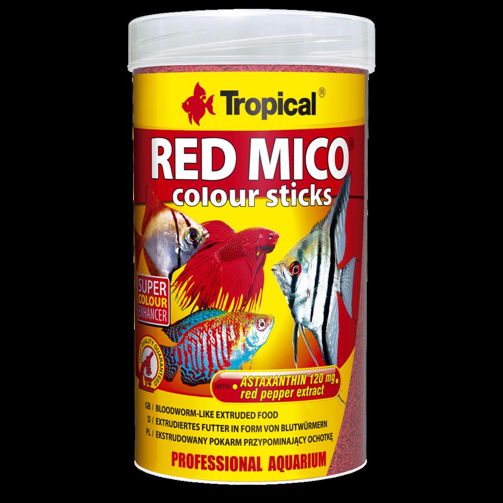 Tropical Red Mico Color Sticks 100ML/32G (1.13 oz)