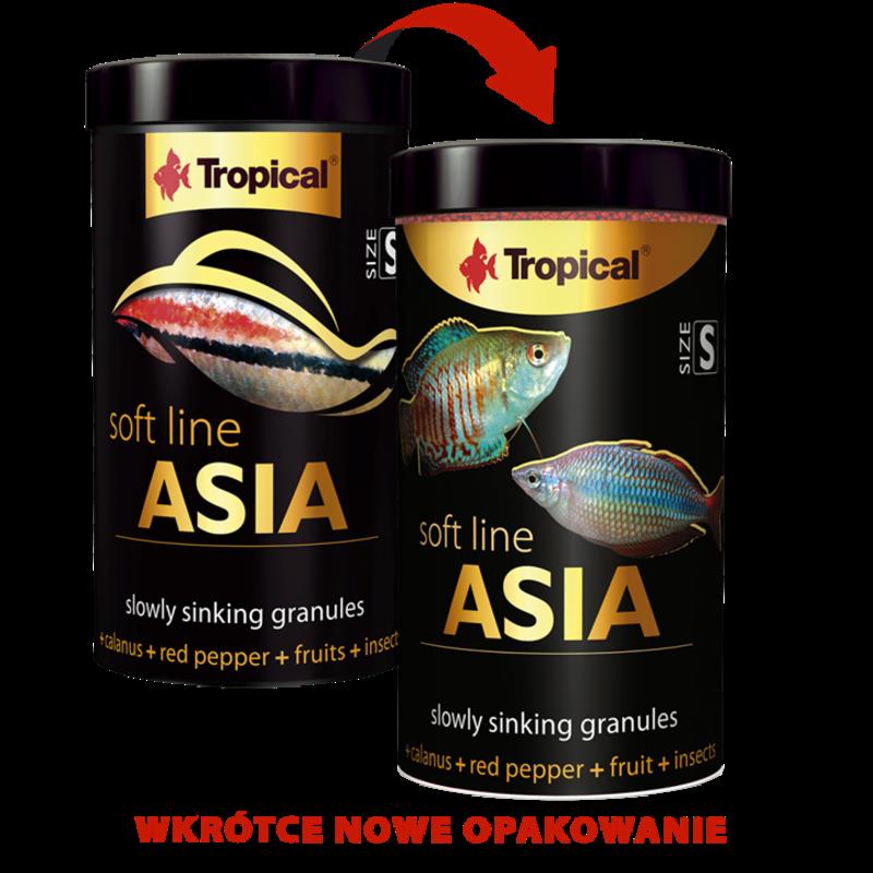 Tropical Soft Line Asia Size S 100ML/50G (1.76 oz)