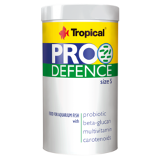 Tropical Pro Defence Size S (GRANULES) 250ML/130G (4.59 oz)